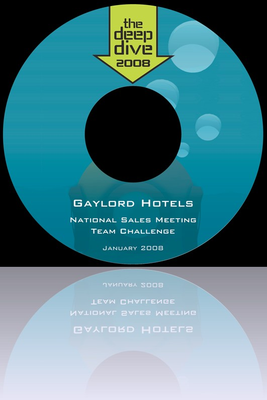 Gaylord Hotels - Label