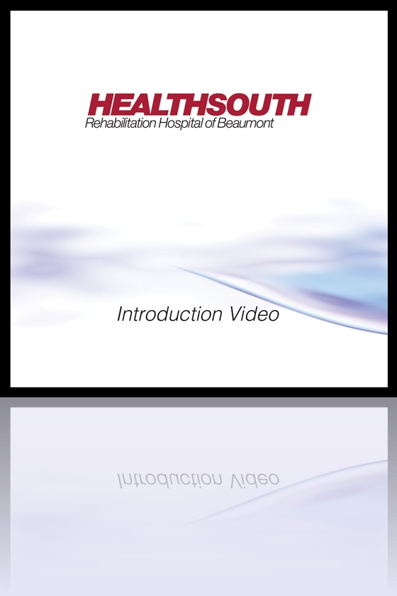 Healthsouth - Cover