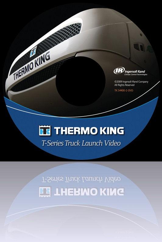 Thermo King - Label