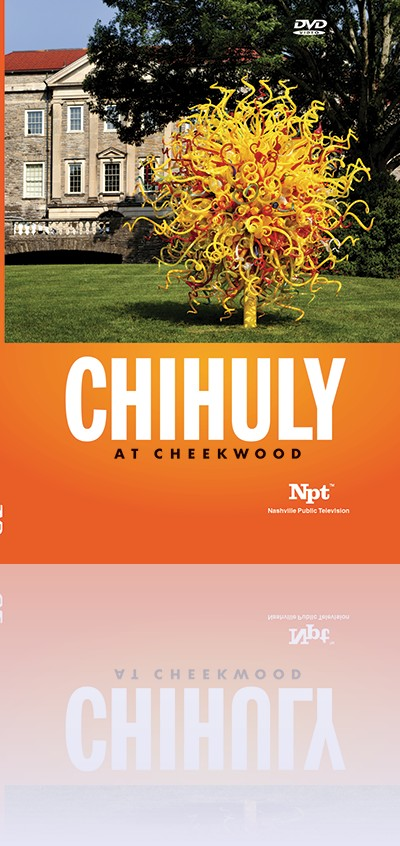 Chihuly Book - Front