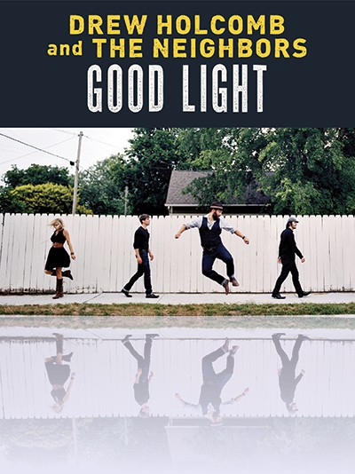 Good Light Digipack - Front