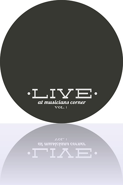 Live at Musicians - Label